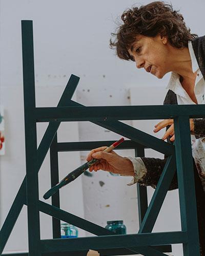 Silla 8 - Claudia Valsells Work in progress